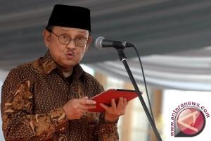 BJ Habibie: Media Jangan Mau Diadu Domba