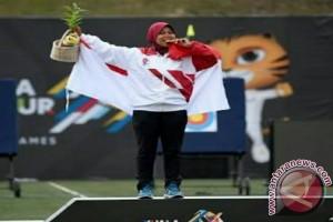Bupati Sukabumi Apresiasi Prestasi Sea Games Sri Walau Minim Sarana