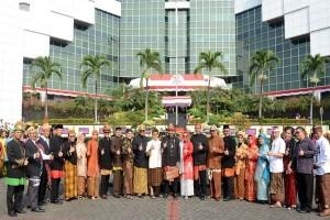 Menpar Arief Yahya: Kita Beragam Sekaligus Bersatu Dalam Busana Nusantara (Video)
