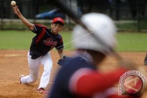 Indonesia Libatkan Tujuh Pelatih Bisbol Jepang Bina Atlet Daerah