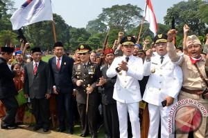 Agenda Kerja Pemkot Bogor Jawa Barat Minggu 20 Agustus 2017 (Video)