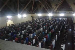 Masjid Al Hurriyah IPB Gelar Gerakan Subuh Berjamaah (GSB)
