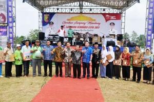 Gerakan Lampung Menabung Menghimpun Dana Pelajar Rp122 Miliar