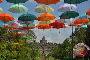 Terlalu mudah bagi Candi Borobudur mendatangkan dua juta Wisman