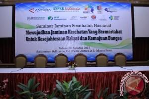 Seminar Jamkesnas Awali Rangkaian Rakernas SP Antara