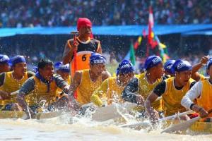 Festival Pacu Jalur Diharapkan Mampu Promosikan Riau