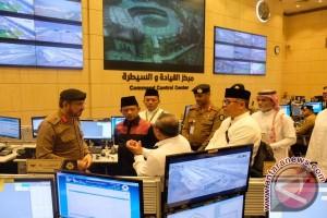 Kapolri Sambangi Pusat Komando Keamanan Arab Saudi