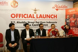 Aladdin Incar E-Marketplace Halal Indonesia