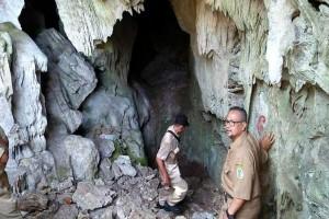 Goa Girisubo Gunungkidul Mulai Diperkenalkan Pada Wisatawan