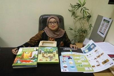 Inovasi Eco Fun Game Untuk  Anak-Anak Dalam  Melestarikan Lingkungan