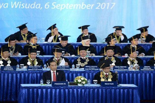 Presiden Jokowi: Hadapi Perubahan Global dengan Terus Berinovasi