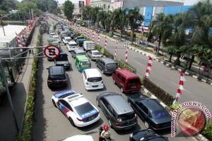Begini Lalu Lintas Jalan Raya Kota Bogor Di Kala Lengang (3 Video)