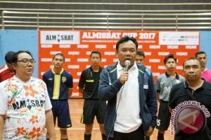 KSP Membuka Turnamen Futsal Almisbat