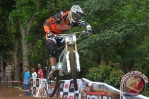 Lima Pebalap Downhill Indonesia Turun Di Kejuaraan Dunia
