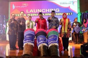 Festival Pesona Tanjung Lesung Diluncurkan Di Jakarta
