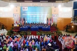 Presiden Sampaikan Orasi Dalam 'Dies Natalis' IPB (Video)