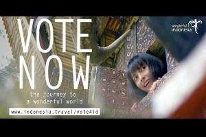 Menpar Berharap Indonesia Menang Video Pariwisata UNWTO (Video)