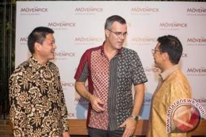 Tim Manajemen Movenpick Hotels and Resorts Kunjungi Indonesia