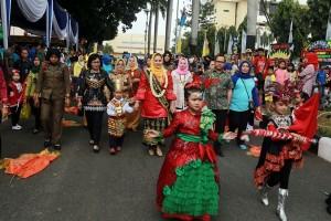 Bunda PAUD Aprilani Yustin Ficardo: Jadikan Lampung Layak Anak