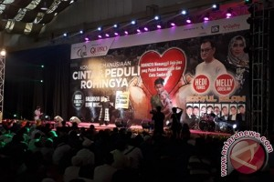 LAZ Zakat Sukses Menggelar Konser Kemanusiaan Rohingya (Video)
