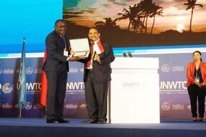 Video Wonderful Indonesia Juara Umum Di UNWTO