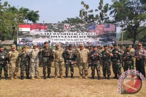 TNI-US Army Gelar Latihan Bersama (Video)