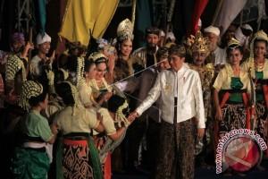 Ini Permintaan Presiden Jokowi Kepada Keraton-keraton Se-Nusantara