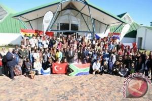 Mahasiswa IPB Wakili Indonesia Simposium di Afrika Selatan