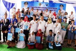 Gerakan 'Gemar Membaca' Bagi Anak-anak Di Lampung