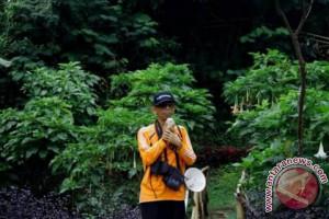 Dr Cahyo Wibowo, Dosen IPB yang Hobi Menanam di Sudut Kampus