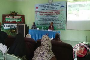 Ponpes Bogor Gandeng Kemepora Latih Pemuda Bertani