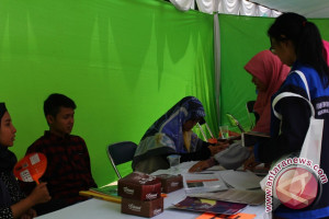 Ribuan Mahasiswa Datangi Education Expo IPB