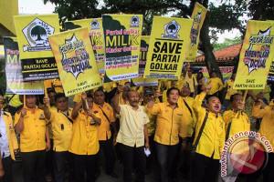 Ini Yang Dilakukan Kader Golkar Jabar Sindir DPP