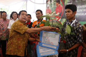 Kopi Lampung Semakin Mendunia Melalui International Coffee Day