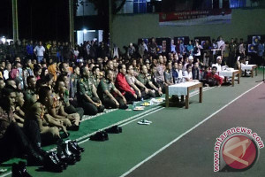 President Jokowi, 1,000 People Watch G30S/PKI  Communist Insurgence Film In Bogor