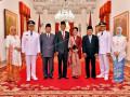 PELANTIKAN GUBERNUR DAN WAKIL GUBERNUR DKI JAKARTA