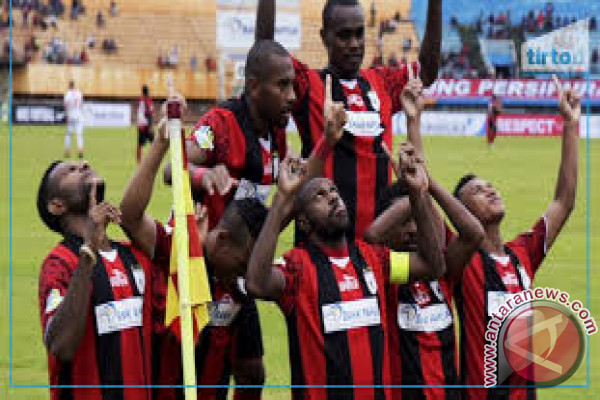 Freeport-Bank Papua Support  Persipura