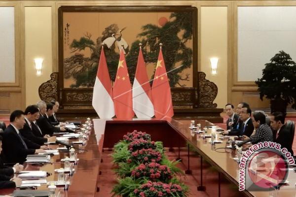 China tingkatkan investasi ke Indonesia