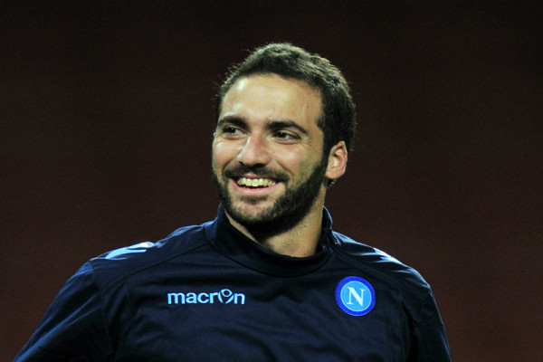 Gonzalo Higuain didepak dari Juventus?