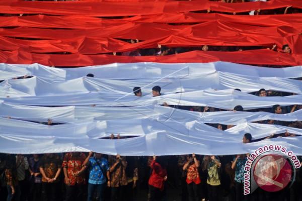 Polisi: Insiden bendera Kalcit bukan pencopotan