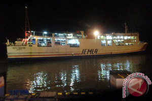 Cuaca Lampung Aman Untuk Pelayaran Kapal Bakauheni-Merak (Video)