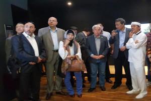 Pembangunan Purwakarta Dipamerkan Kepada Gubernur Setif Aljazair