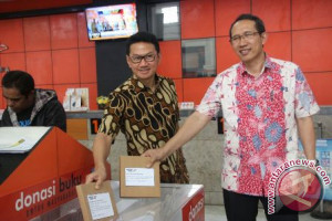 Cirebon Power Donasikan 1.700 Buku