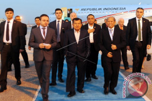 Presiden Turki Erdogan Menyambut Hangat Wapres RI Jusuf Kalla
