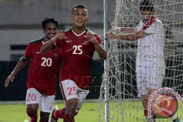 Pemain Tim Nasional Optimistis Kontra U-23 Suriah