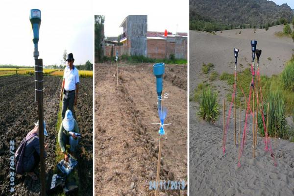 Peneliti IPB Teliti Debu Jatuh Dan Partikel Tersuspensi Dalam Udara Ambien