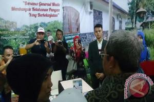 STPP Bogor Tampil Di Pameran Hari Pangan