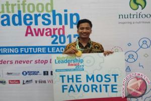Mahasiswa IPB Raih The Most Favorite Nutrifood Leadership Award 2017