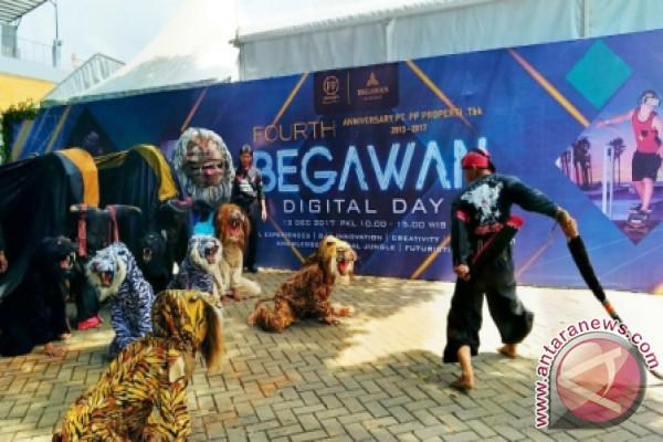 Begawan Digital Day Sandingkan Seni Tradisional Malang