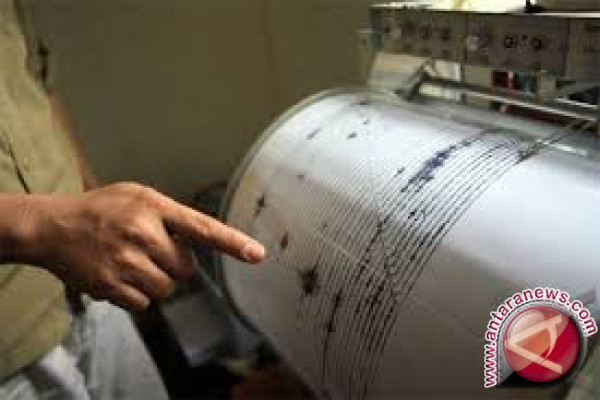 BPBD Sukabumi belum mendapatkan laporan kerusakan pascagempa